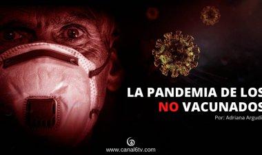 Estados Unidos y la pandemia de los no vacunados