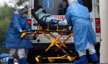 Más de 100 mil contagios por Covid-19 en la semana, pega pandemia en México