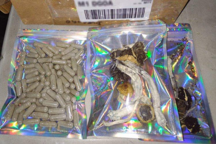 Descubren cargamento con droga en el aeropuerto internacional de Toluca