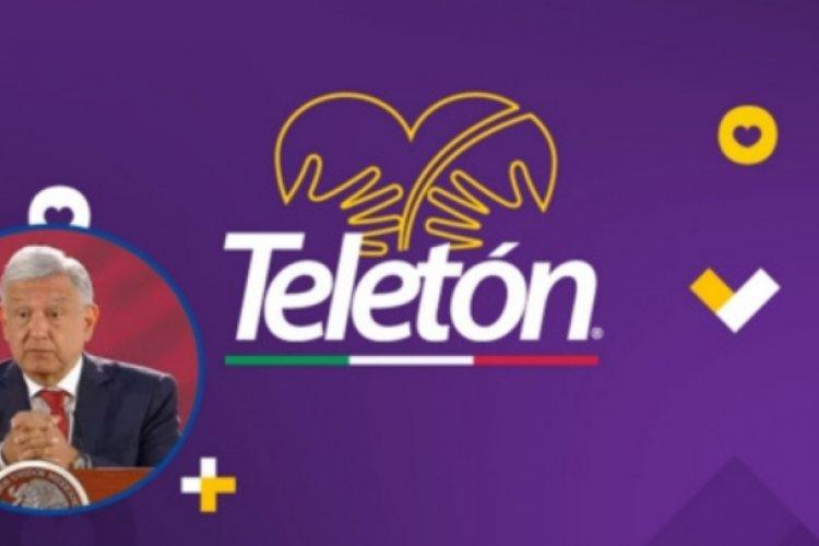 Teletón: el intermediario consentido y bendecido de la 4T