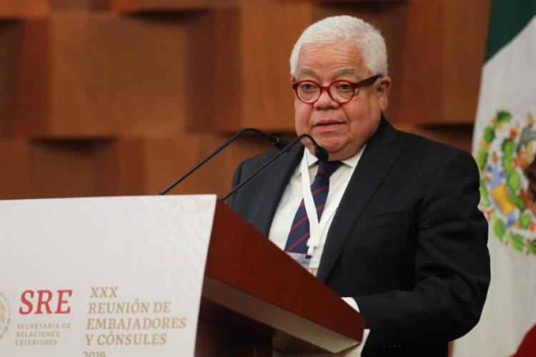Renuncia Enrique Márquez a la dirección de diplomacia cultural de la SRE