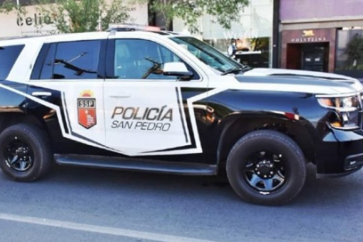 Aseguran a siete policías de san pedro garza, NL, acusados de secuestro