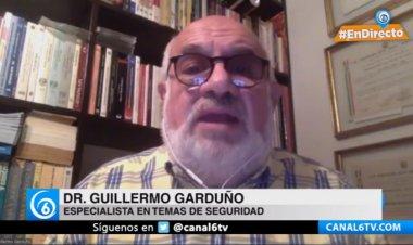 División y sistema de seguridad fallido encaminan a México a catástrofe: especialista
