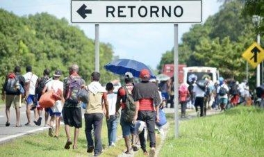 Migración: atenciones para unos, golpizas para otros