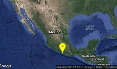 Van 849 réplicas del sismo de m 7.1 en Acapulco