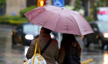 Probabilidad de lluvia para el Valle de México