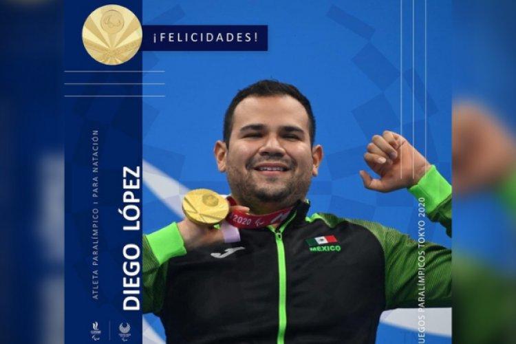 Tokio 2020: Diego López consigue sexta medalla de oro para México