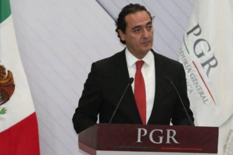 FGR investiga a ex procurador Elías Beltrán, por enriquecimiento ilícito