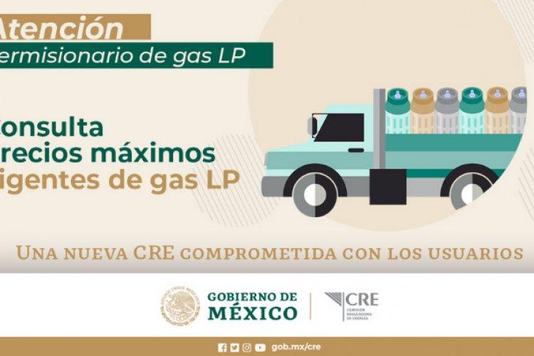 Conoce la tarifa del gas LP para la próxima semana en la CDMX y Edomex