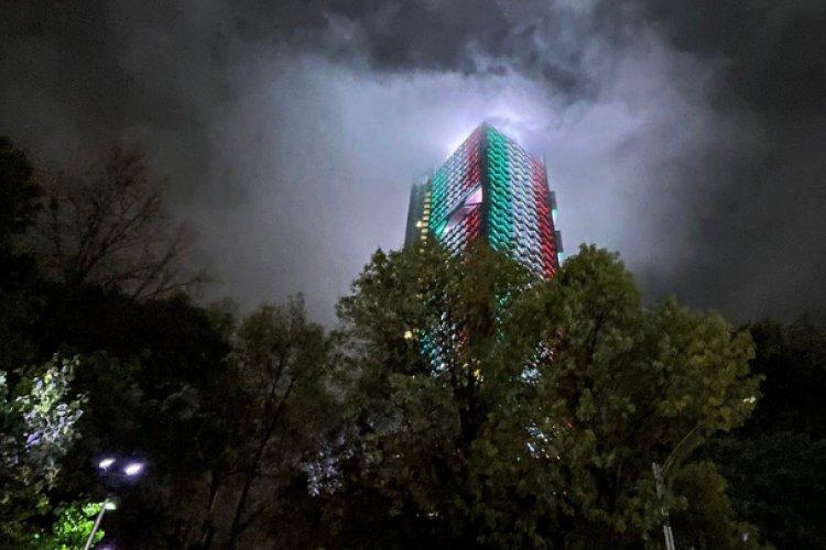 ¿Las viste? te explicamos que son las luces que se vieron durante el temblor