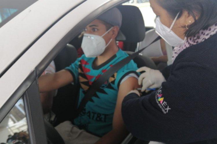 Atención centennials! llega vacuna anticovid a siete municipios mexiquenses