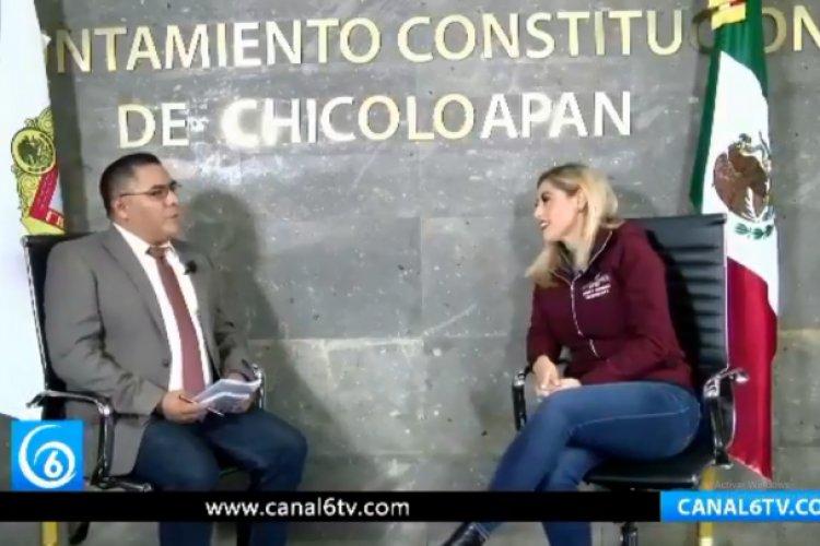 Gobierno del Edomex necesita fijar atención en Chicoloapan: Nancy Gómez
