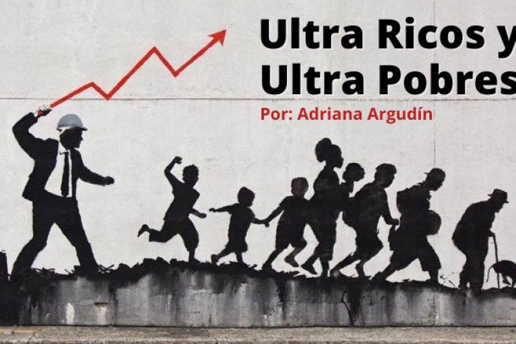 Ultra ricos y ultra pobres