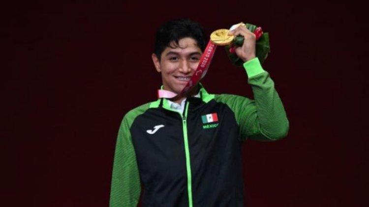 ¡Van siete de oro! Juan Diego García gana final de parataekwondo en Tokio 2020