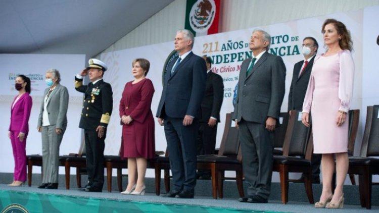 AMLO llama a EU a terminar bloqueo a Cuba