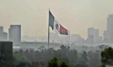 México encabeza contaminación global