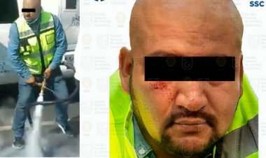 Dan prisión preventiva a gasero por ataque a policías