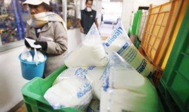 4T va contra la leche Liconsa