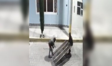 Captan Modus Operandi de ladrones de alcantarillas