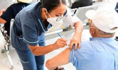 ¡Solo hoy! vacunarán a rezagados en Tlalnepantla