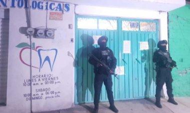 Catean casa de seguridad de menores en Iztapalapa