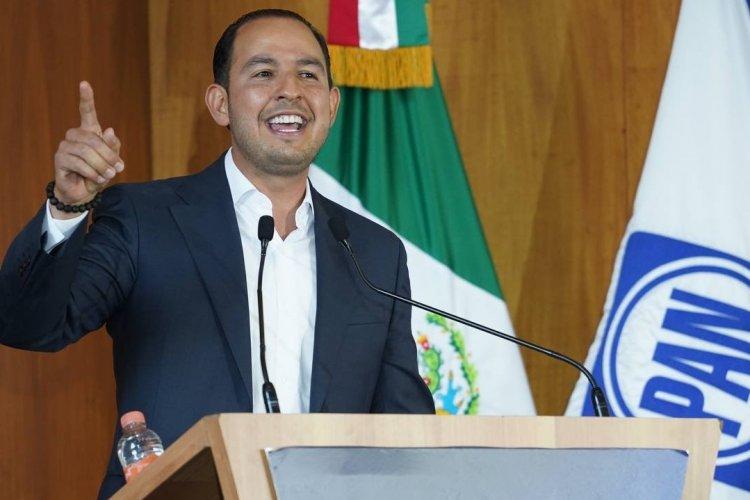 Reelige PAN a Marko Cortés como dirigente