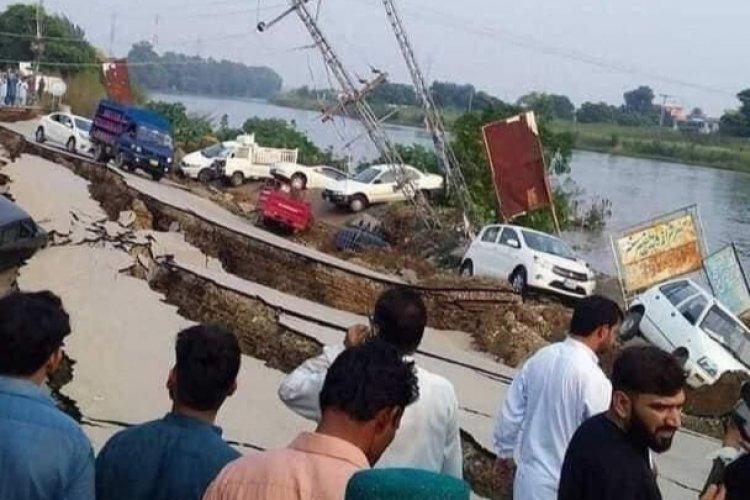 Suman 23 muertos por sismo en Pakistán