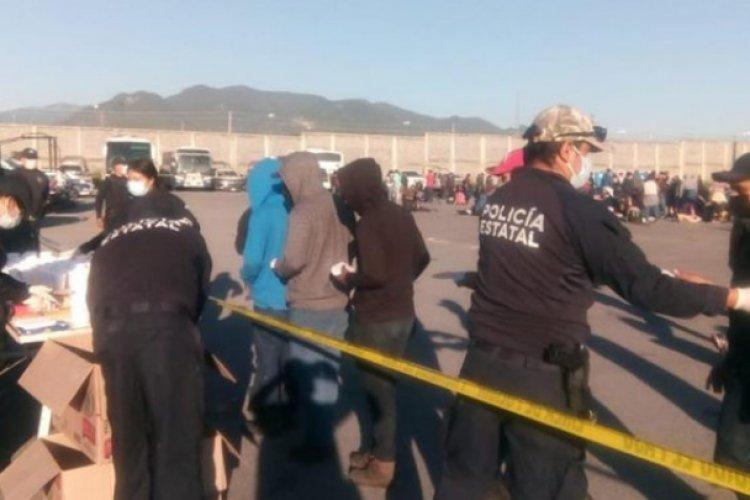 Localizan a 652 migrantes en Tamaulipas