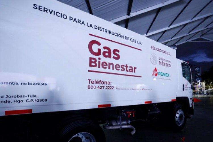 Gas bienestar, solución de AMLO a conflicto
