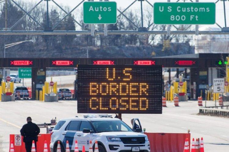 Ponen fecha a reapertura de frontera de México-EU