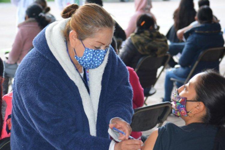 24 mil vallechalquenses completaron cuadro de vacunación contra la covid-19