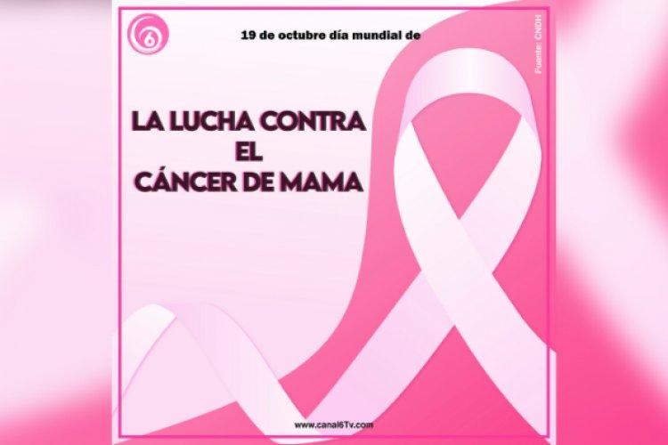Incrementa cáncer de mama en mujeres jóvenes