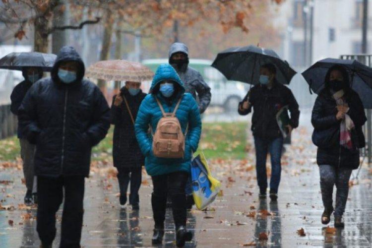 Se esperan lluvias fuertes en el Edomex