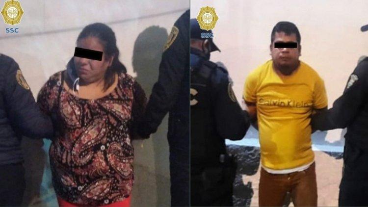 Caen dos por asalto a camión de Cuajimalpa
